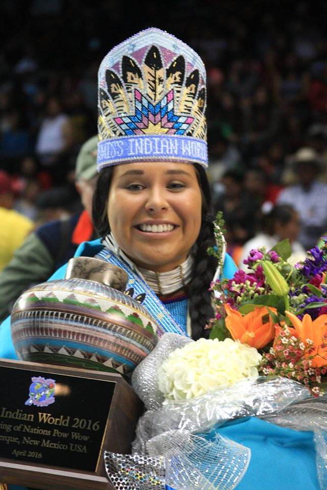Gathering of Nations wraps up with crowning of Miss Indian World