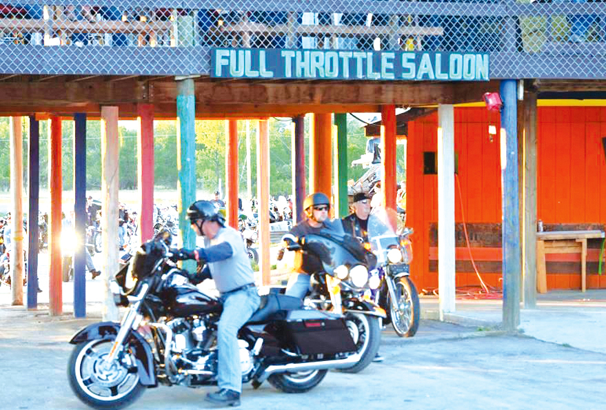 Native Sun News: Large  biker bar inches closer to sacred Bear Butte