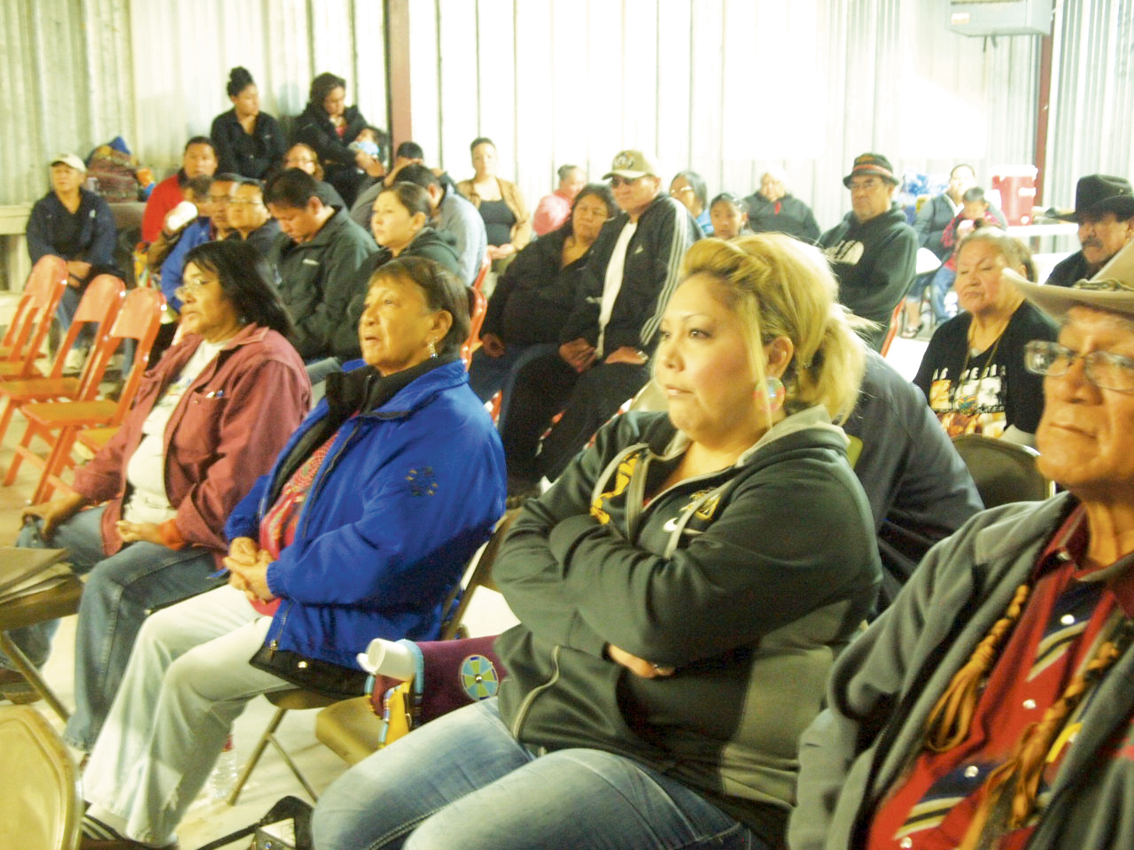 Native Sun News: Northern Cheyenne Tribe gathers for big meeting
