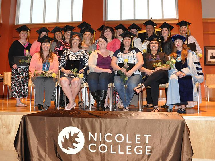 Forest County Potawatomi Tribe hosts unique graduating class