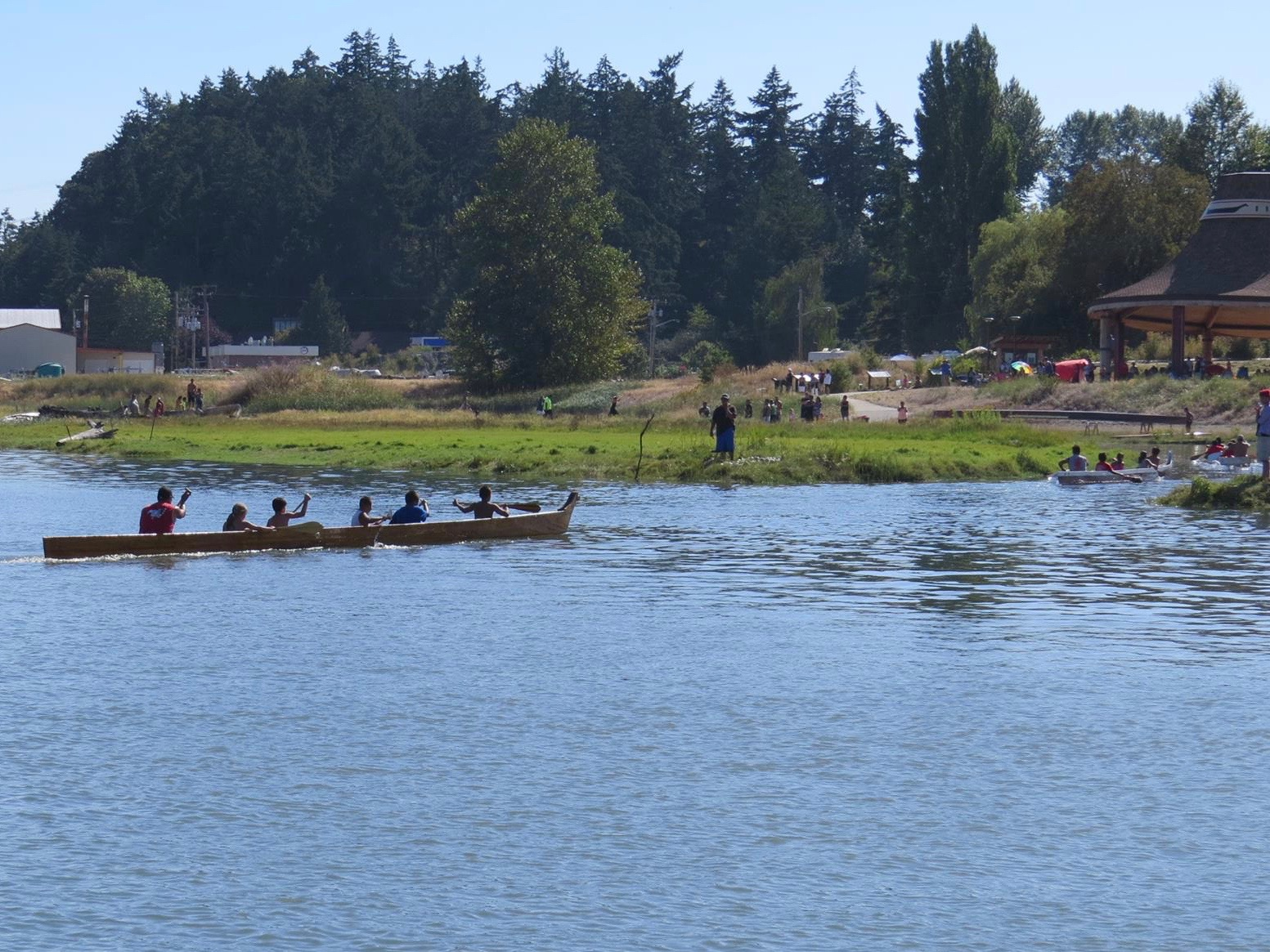 Swinomish Tribe faces racist and violent threats due to fishing