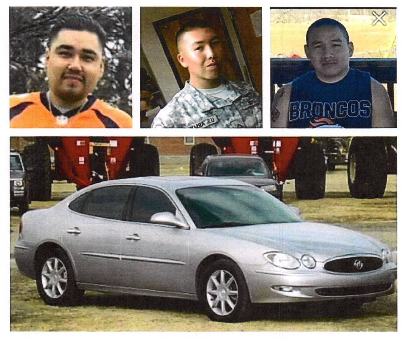 Lakota Country Times: Search continues for missing Native men