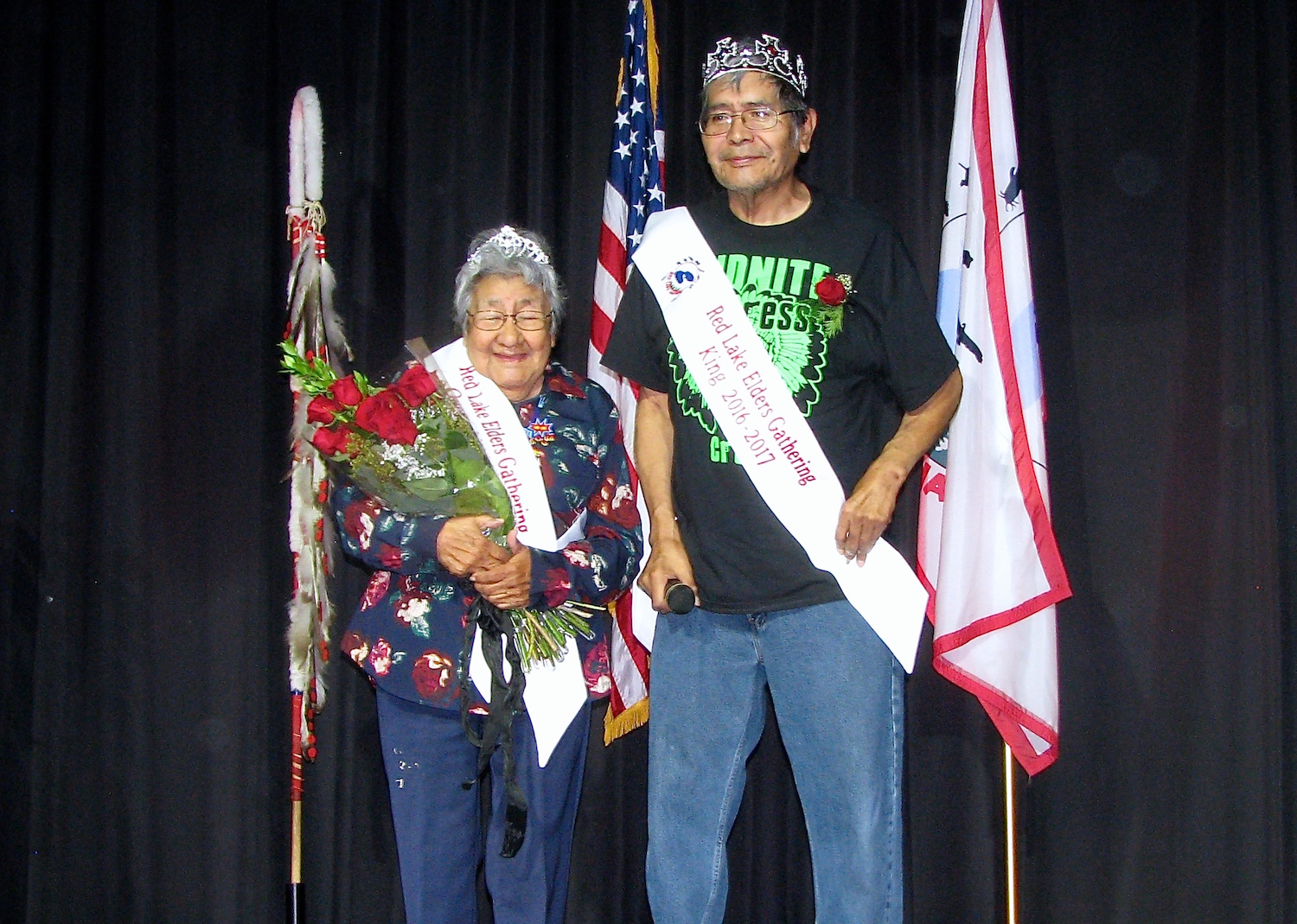 Red Lake Nation News: Elders honored at sixth annual gathering