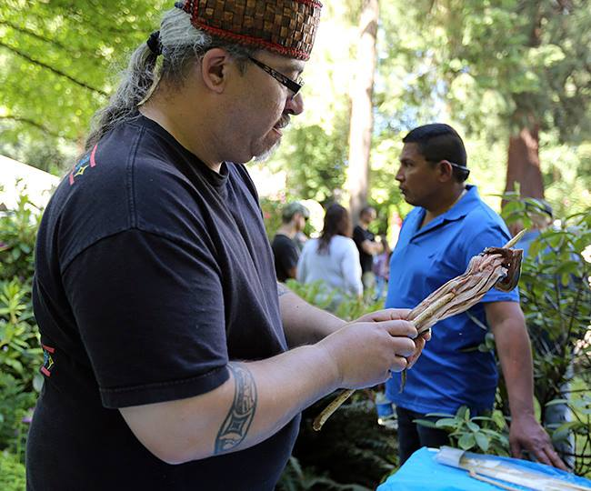 David Lewis: Helping tribes in Oregon share their own histories