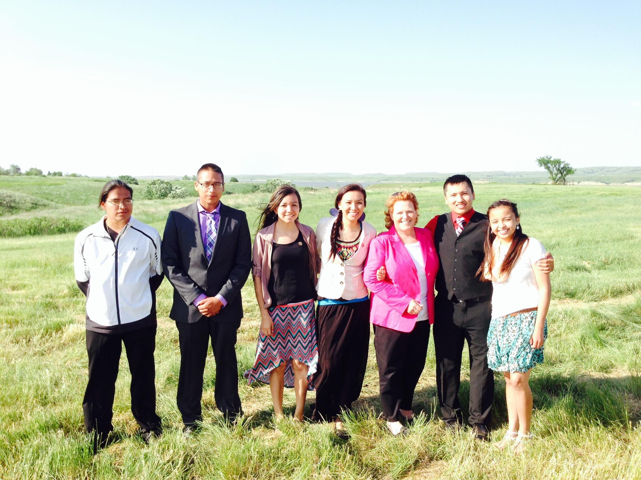 Youth share spotlight as House subcommittee takes up Native bills