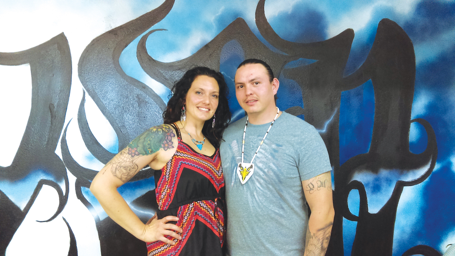 Native Sun News: Native tattoo shop celebrates first anniversary