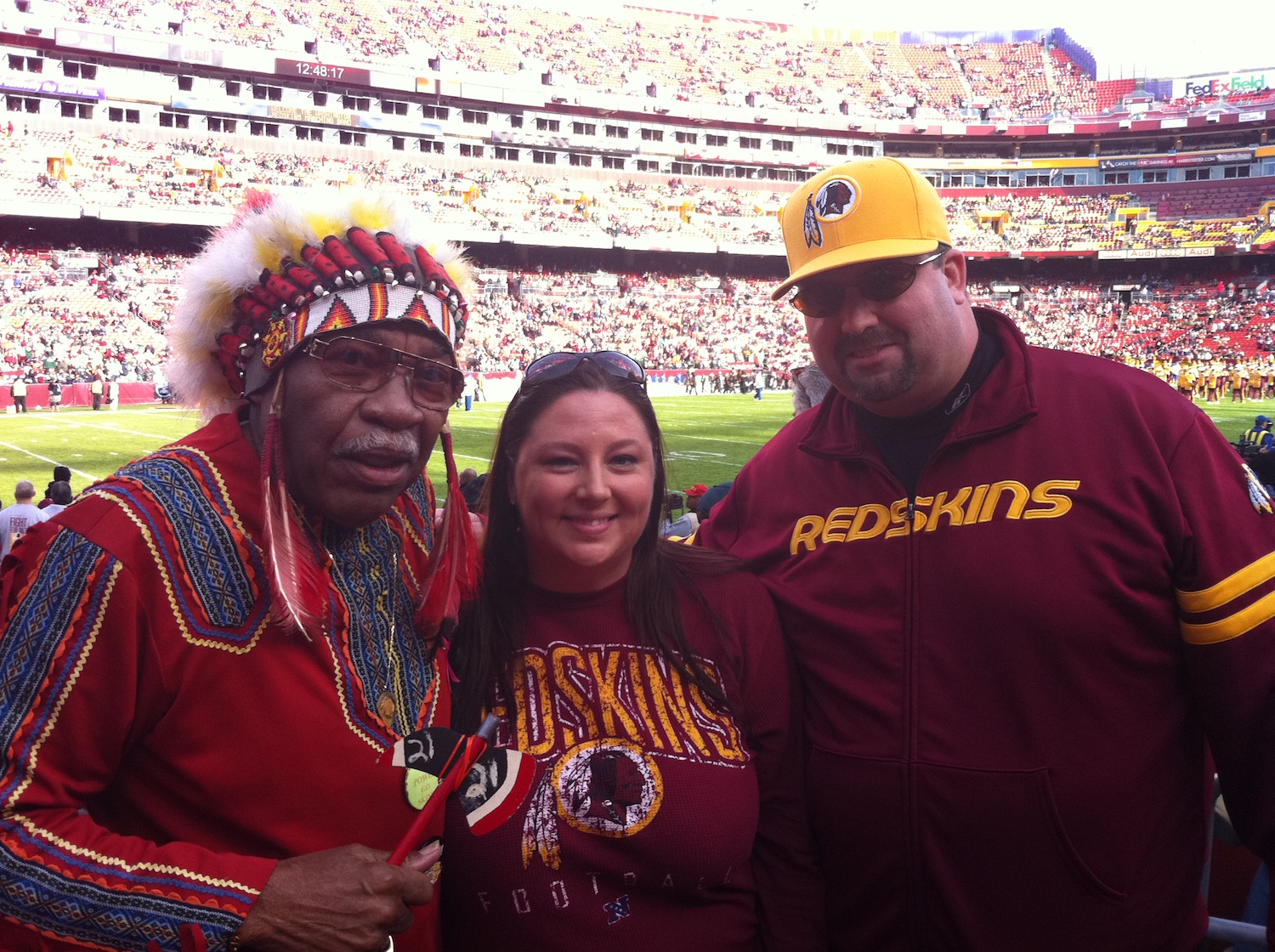 Unofficial NFL team mascot 'Chief Zee' passes away at age 75
