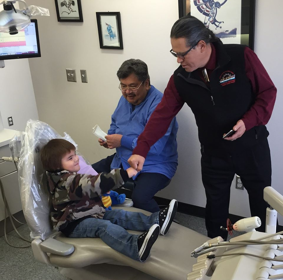 Dental group appears to relent on therapists in Indian Country