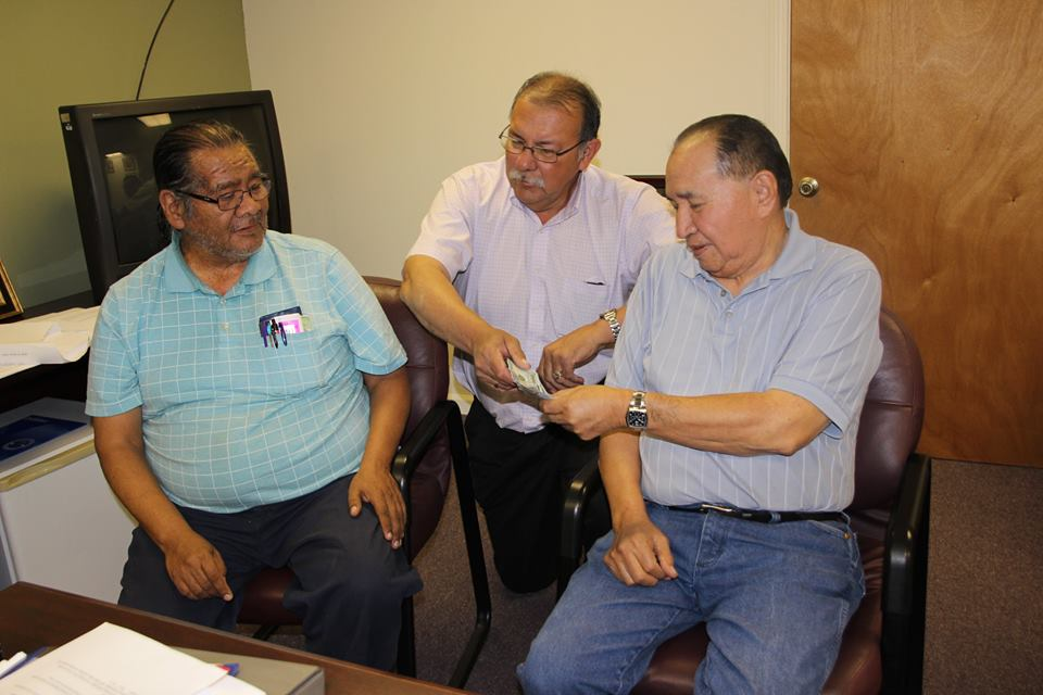United Keetoowah Band installs new leader after impeachment vote