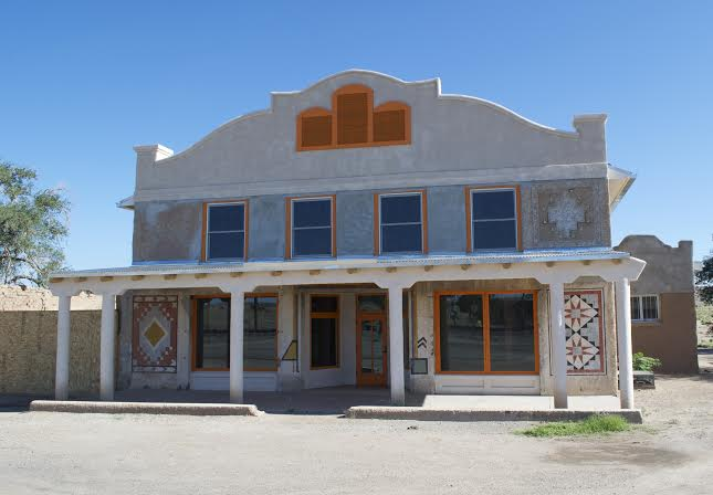 Kewa Pueblo builds new community around historic trading post