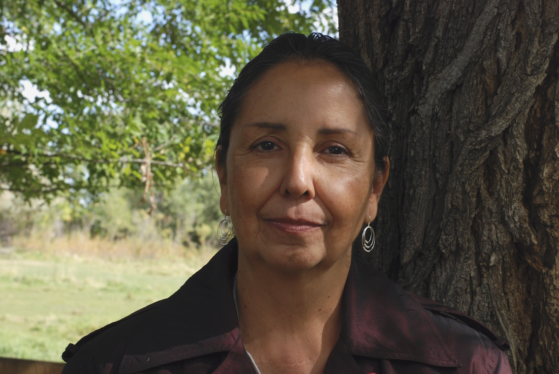 Charmaine White Face: Trauma impacts survival of our language