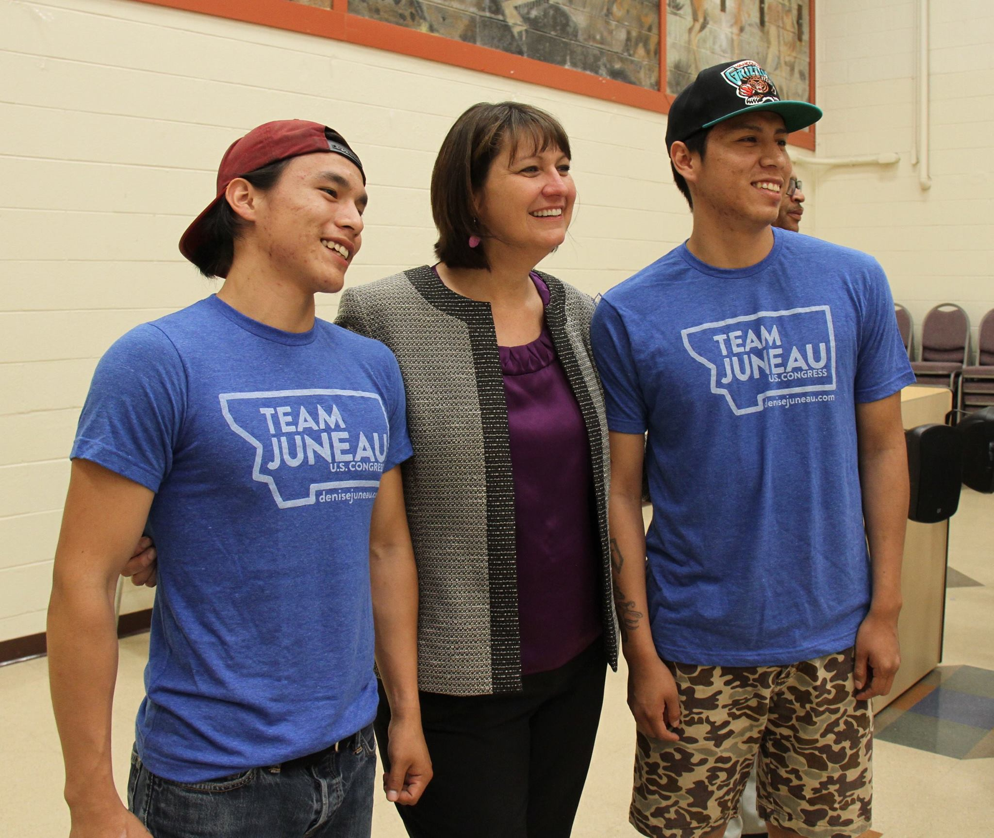 Bright spot seen for two defeated Native Congressional hopefuls