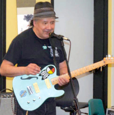 Native Sun News: Northern Cheyenne musician Gary Small shares talents with youth