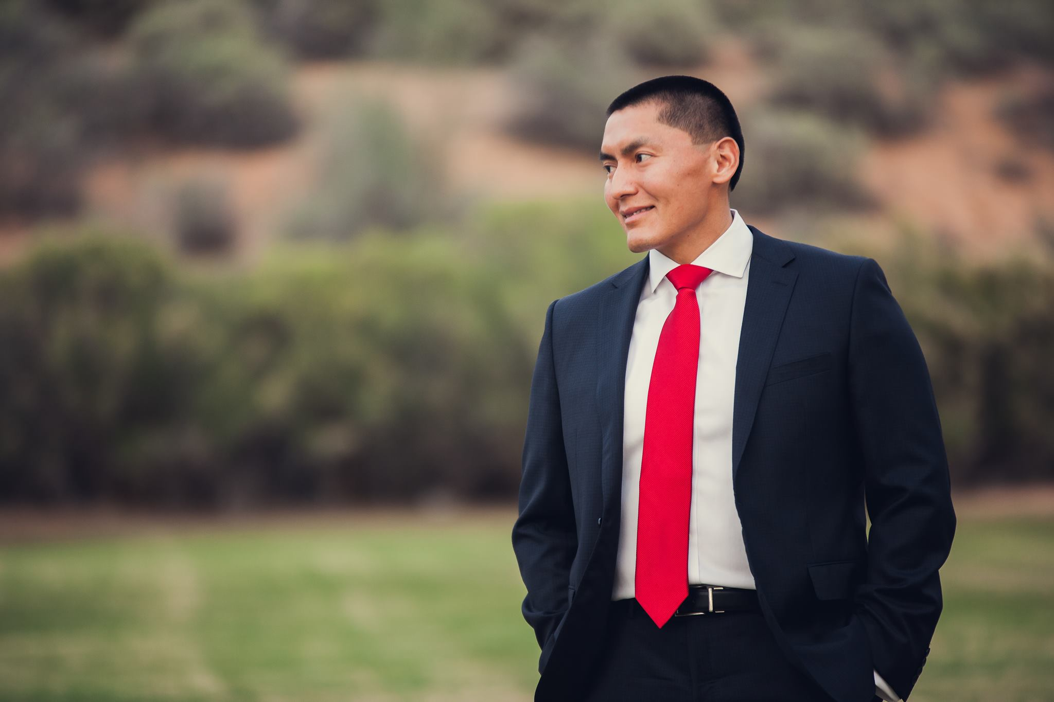 Carlyle Begay: Native American youth deserve a better education