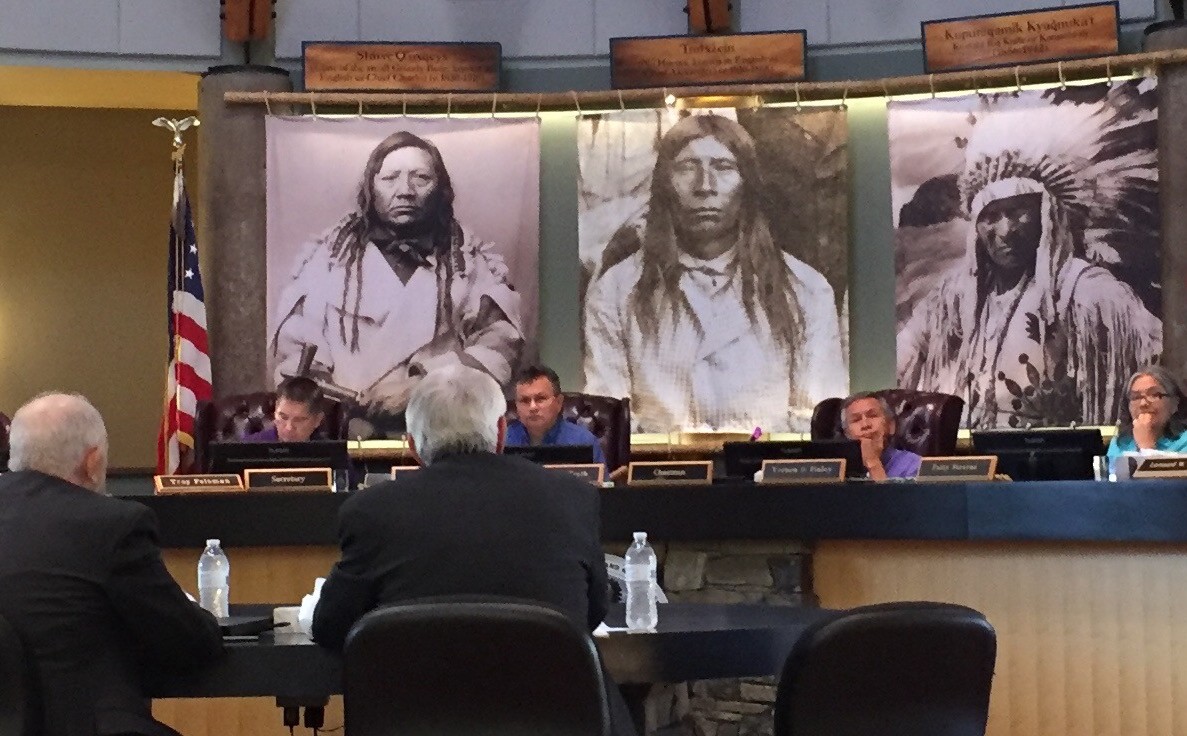 Bill Baer: Department of Justice works closely with Indian Country