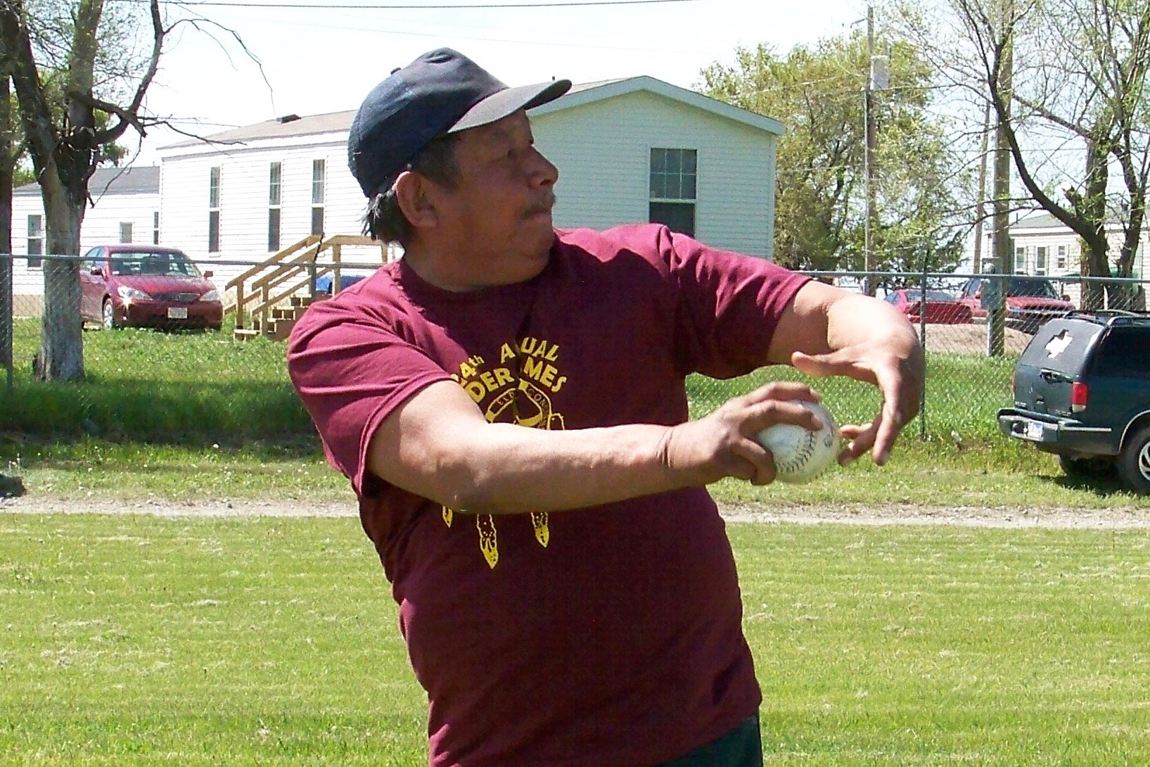 Lakota Country Times: Rosebud Sioux Tribe elder games a big hit