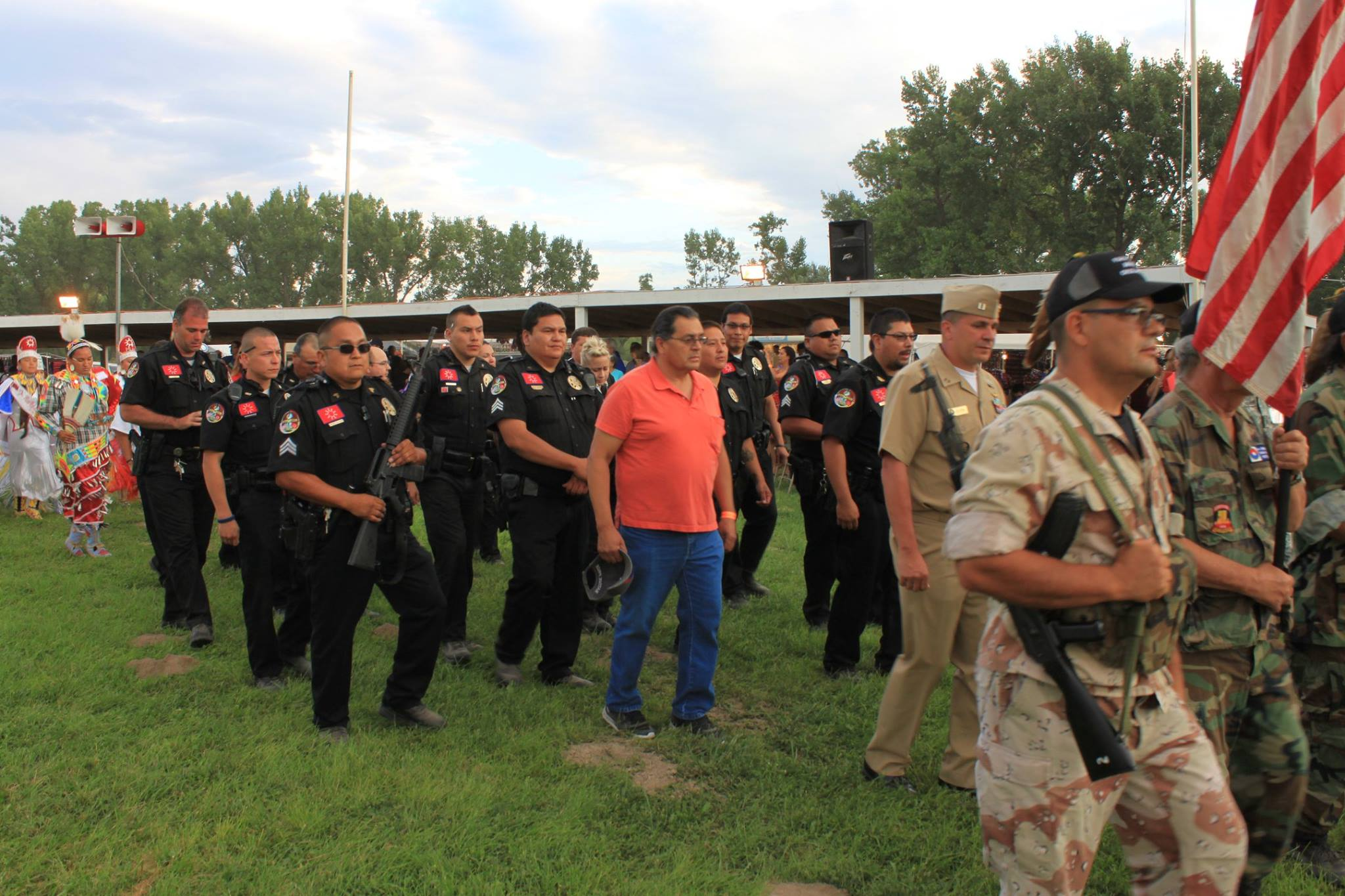 Oglala Sioux Tribe struggling with shortage of law enforcement