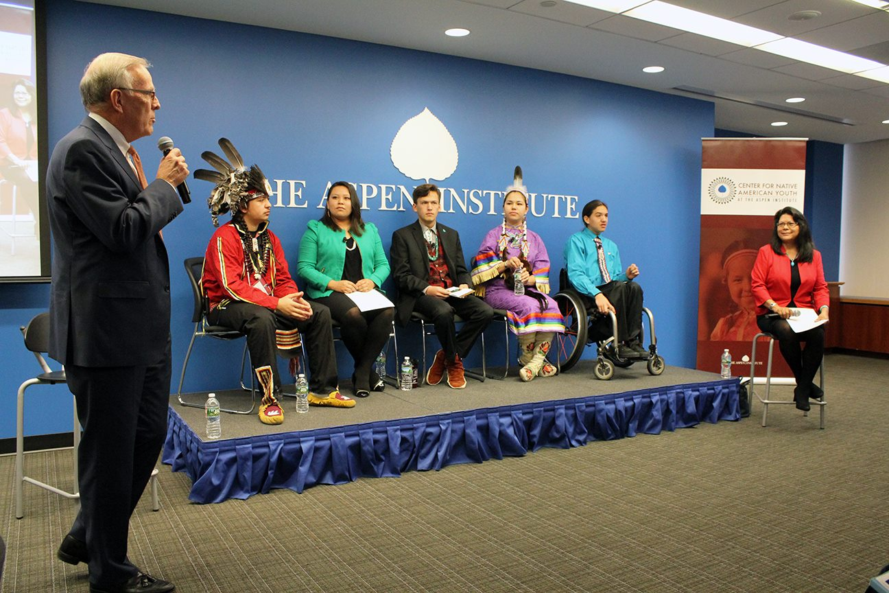 Center for Native American Youth tackles racial equity and healing