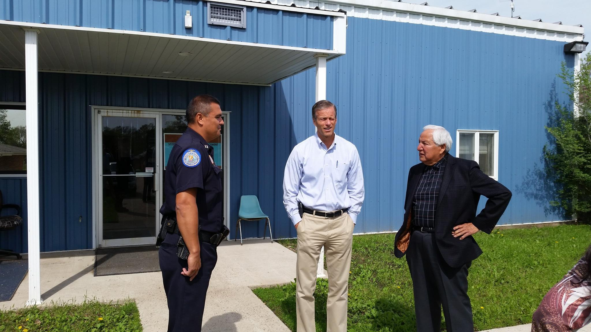 Amendment seeks funding for Indian Country detention facilities