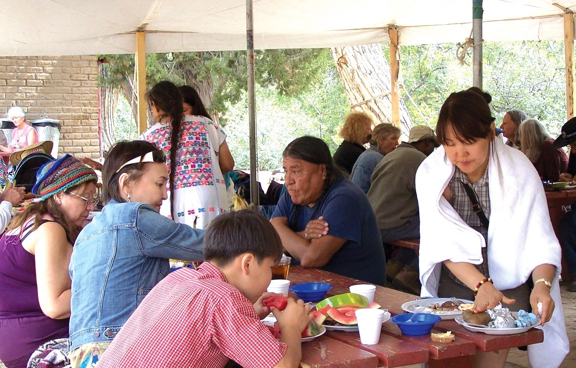 Native Sun News: Grandmothers convene Gathering of Eagles