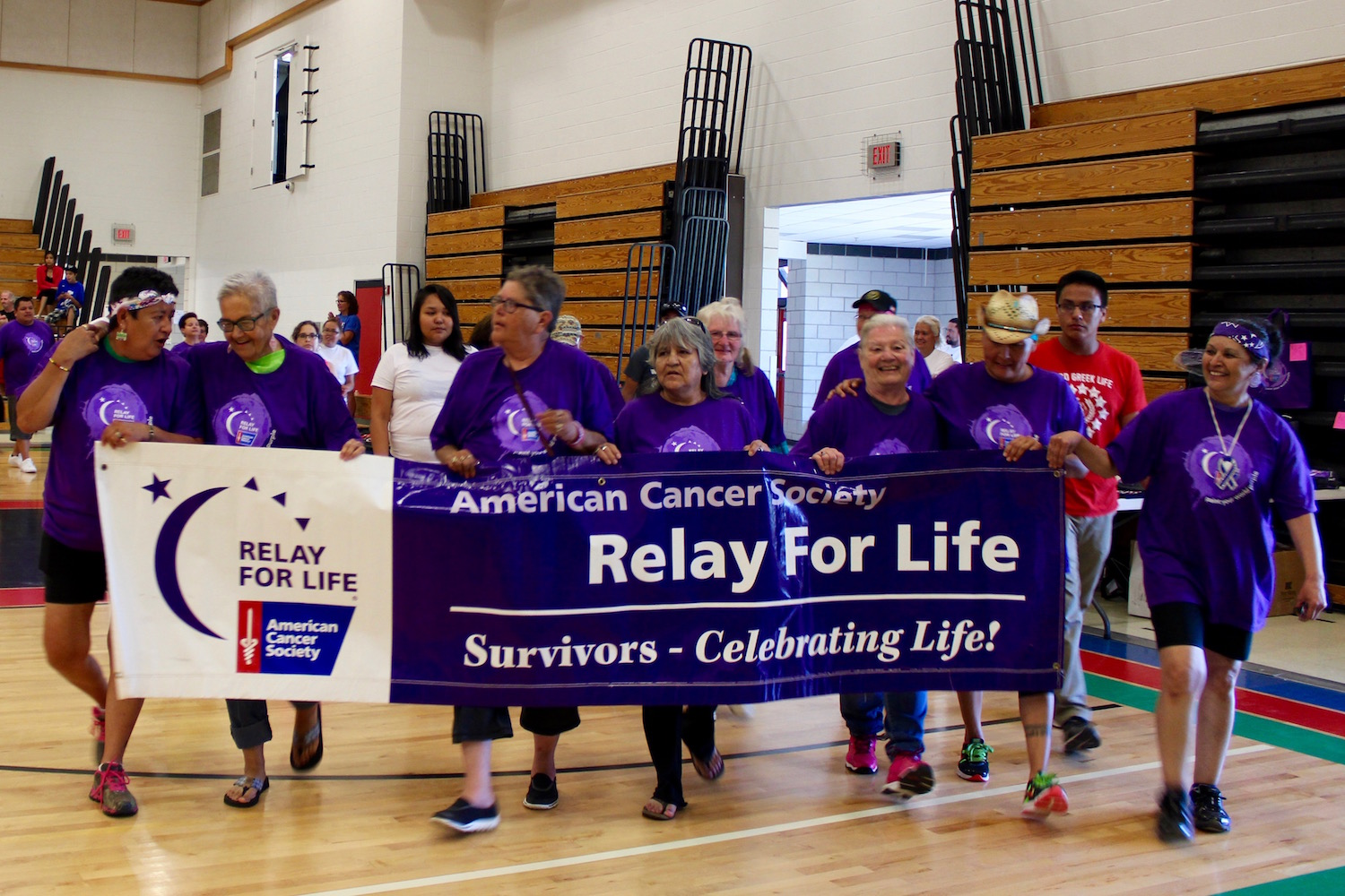 Lakota Country Times: Relay for Life raises cancer awareness