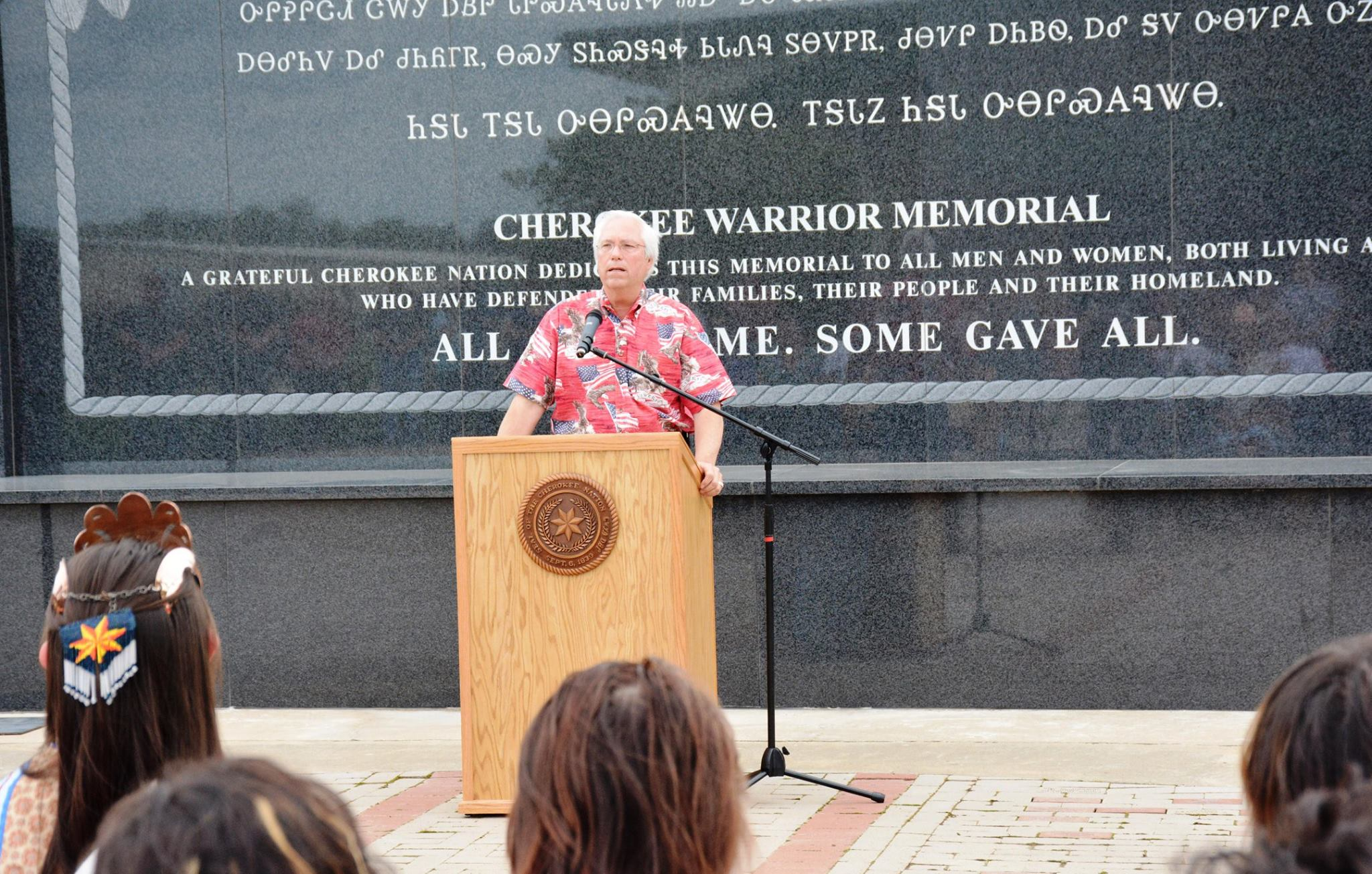 Bill John Baker: Cherokee Nation in need of more foster families