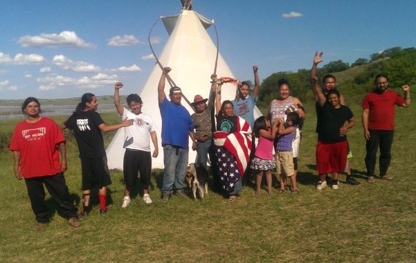 Dakota Access Pipeline to go underneath tribal burial site in Iowa