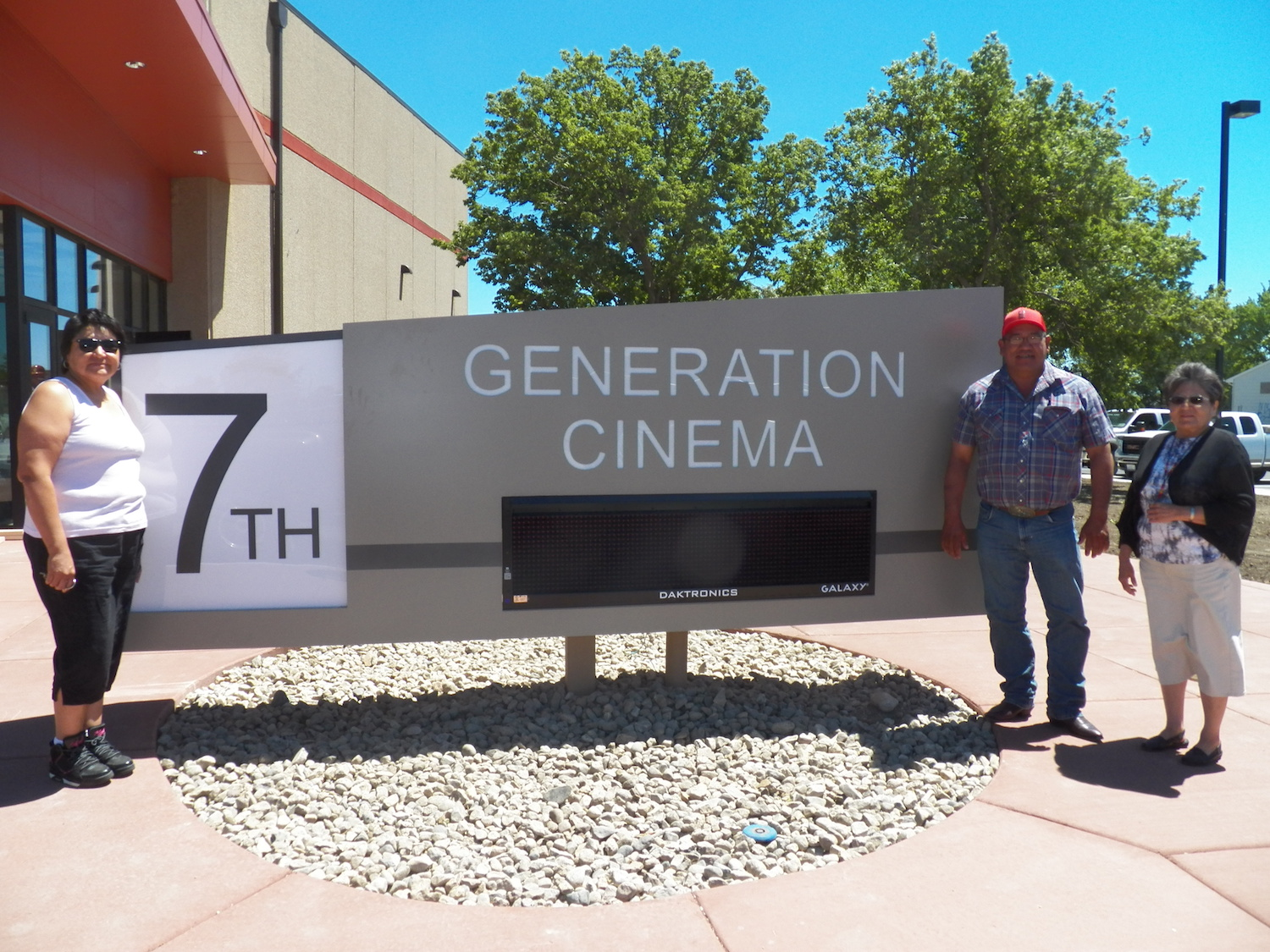 Cheyenne River Sioux Tribe nears completion of long-awaited movie theater