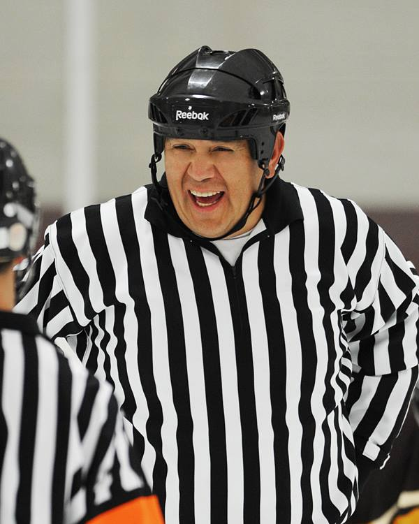 Native Sun News: Hockey Hall of Fame referee Oliver 'Butchy' Mousseau passes on