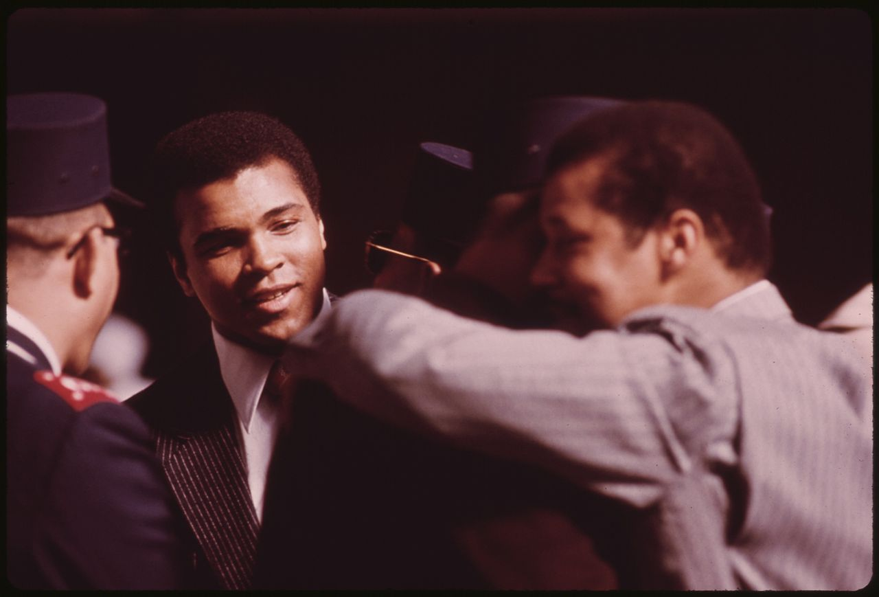 Andre Cramblit: Fond memories of growing up with Muhammad Ali