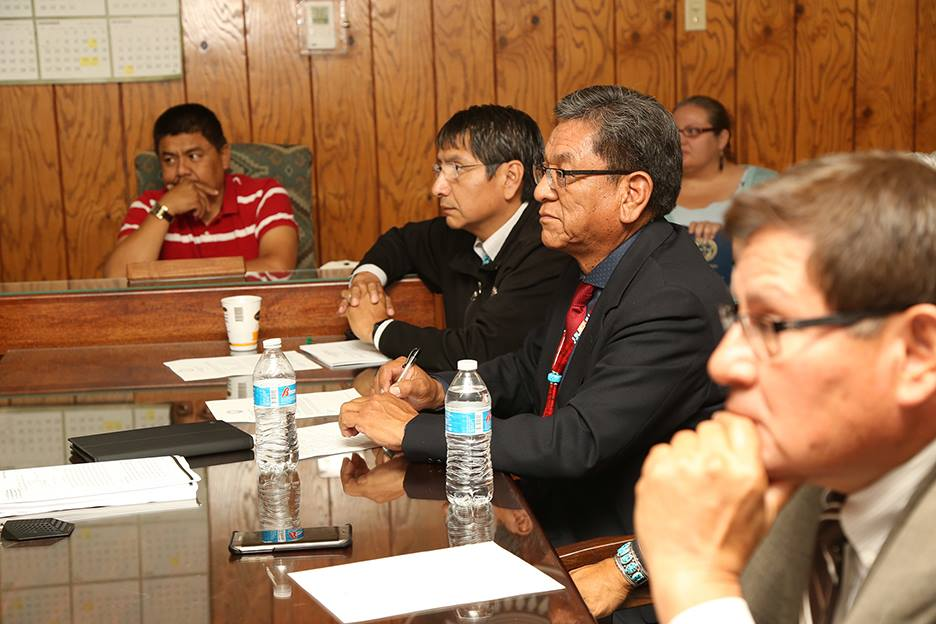 Navajo Nation leaders reflect on historic Supreme Court session