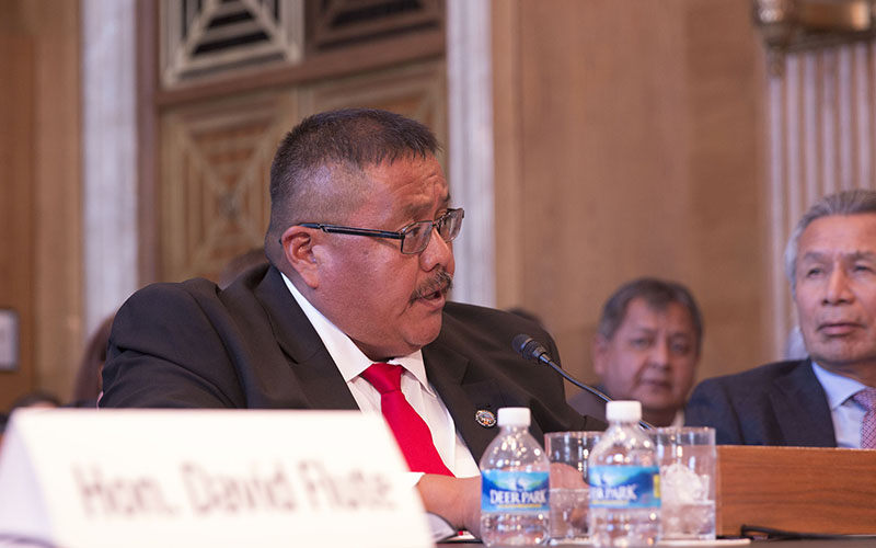 Cronkite News: Senate committee takes on tribal water issues