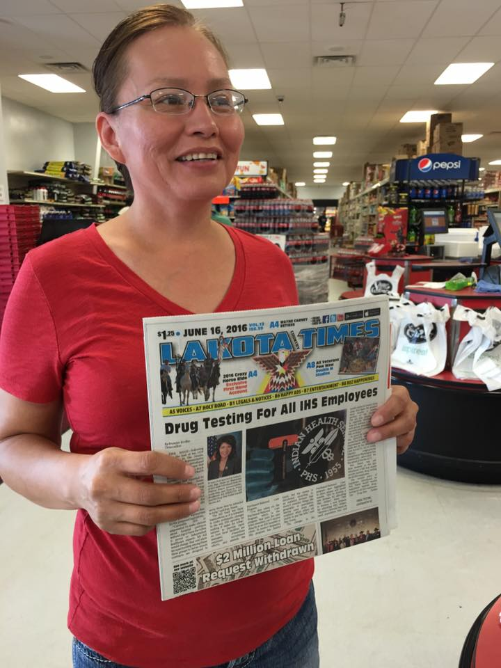 Lakota Country Times: Paper continues to reach large audience