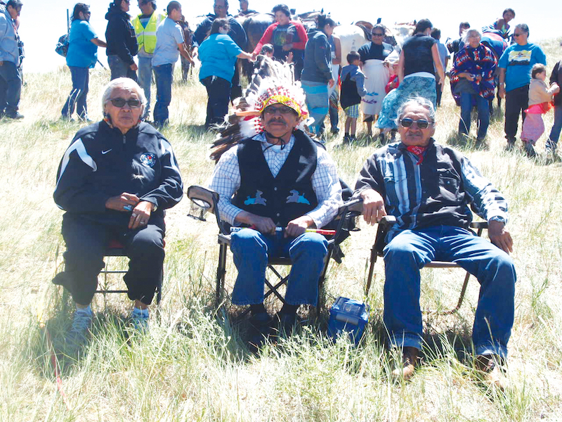 Native Sun News: Lakota and Cheyenne people join forces again