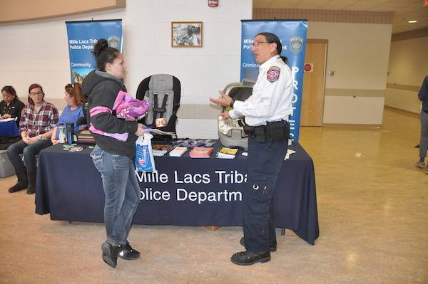Mille Lacs Band slams county for ending law enforcement deal