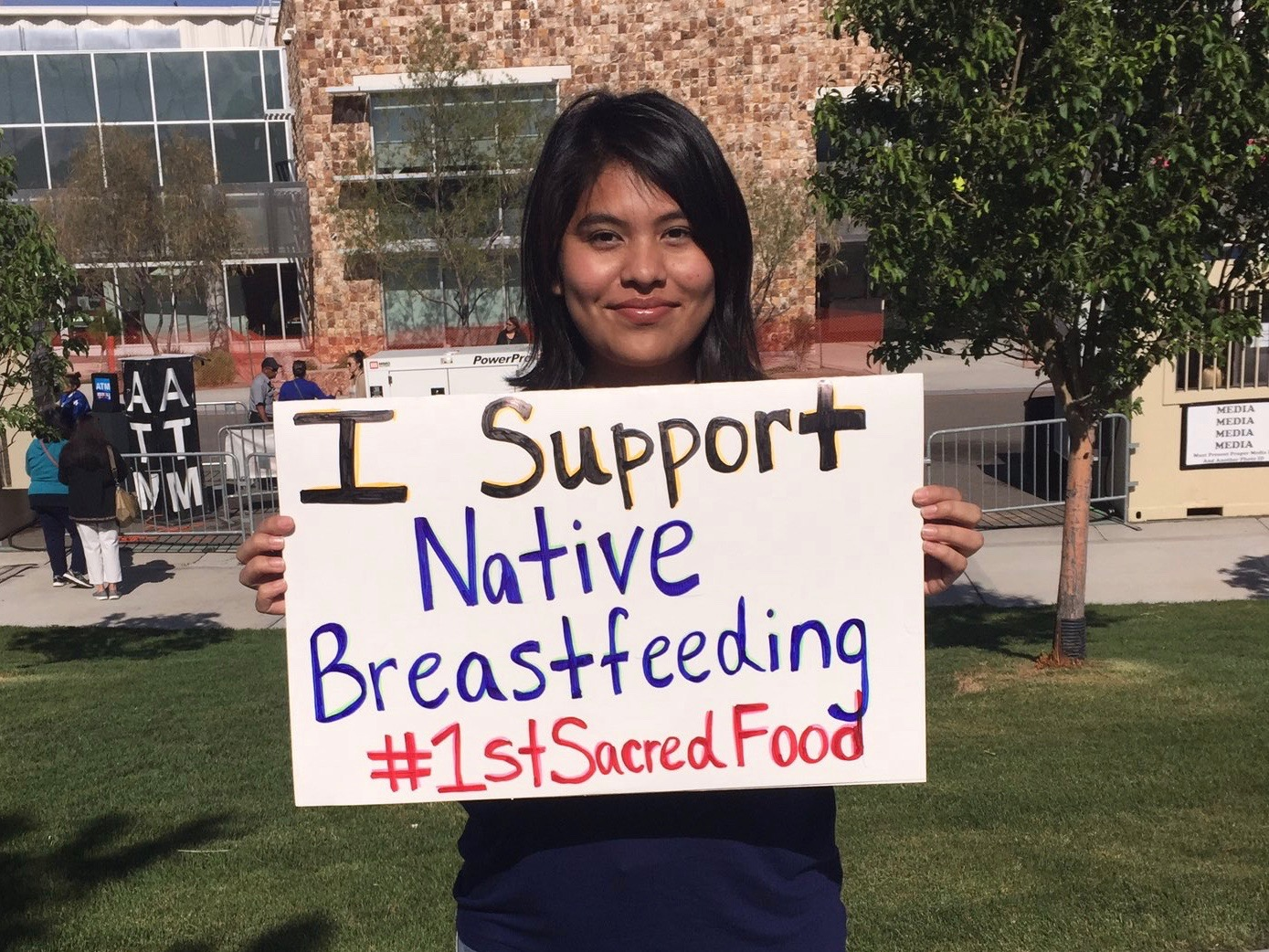 Rachael Lorenzo: Government policy must include Native women