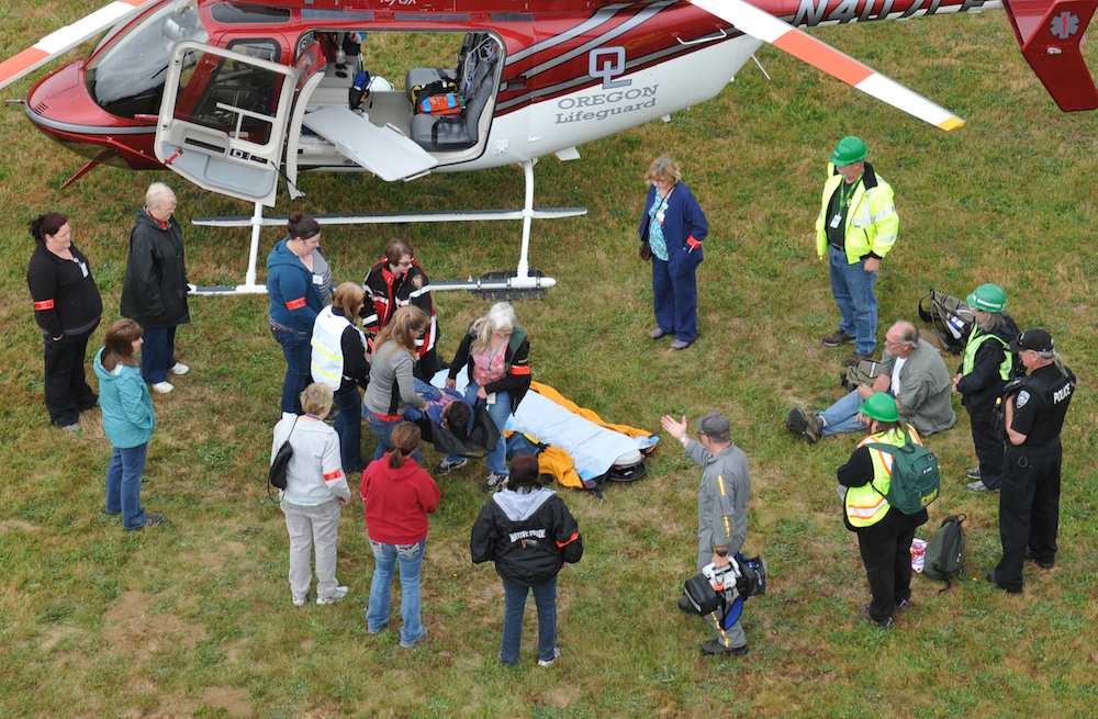 DVIDS: Grand Ronde Tribes host local disaster training exercise