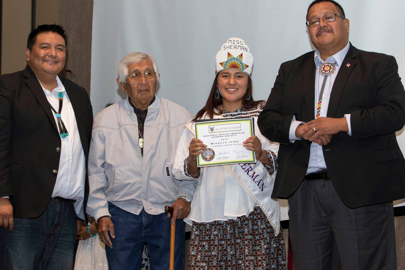 White Mountain Apache Tribe recognizes student achievement