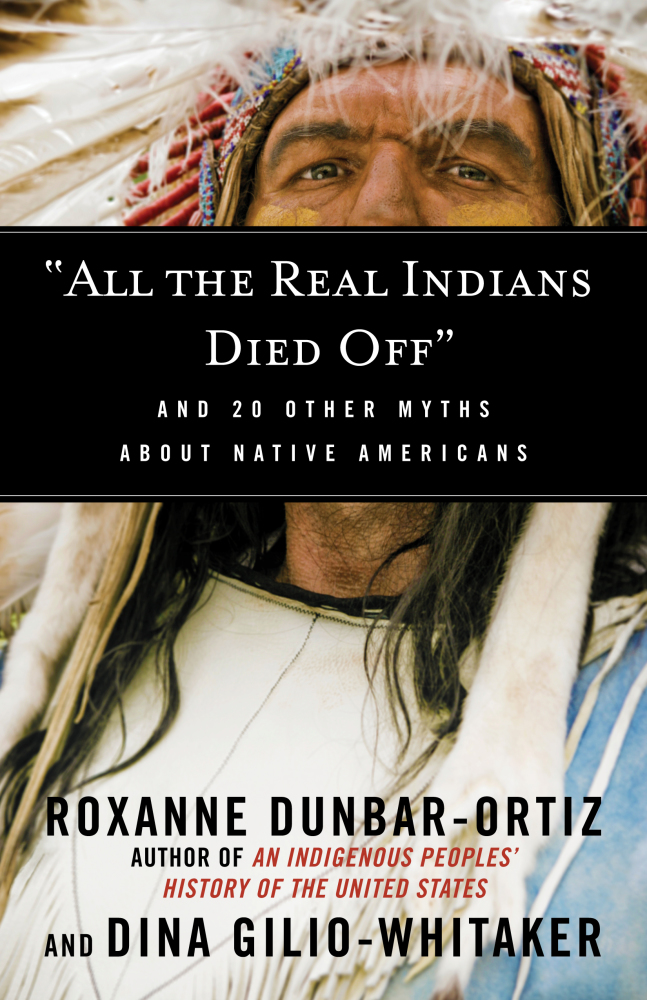 Peter d'Errico: New book unpacks myths about Native Americans