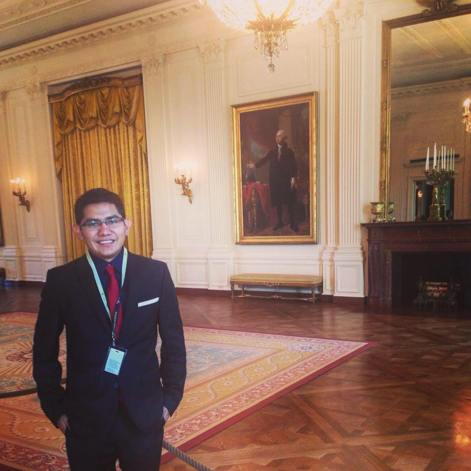 National Congress of American Indians intern works two jobs in D.C.