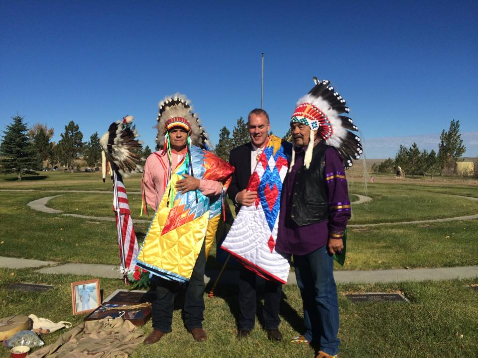 Clara Caufield: Ryan Zinke brings tribal record to the table at Interior