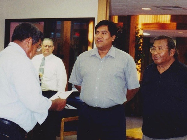 Alabama-Coushatta Tribe mourns loss of former chairman Kevin Battise