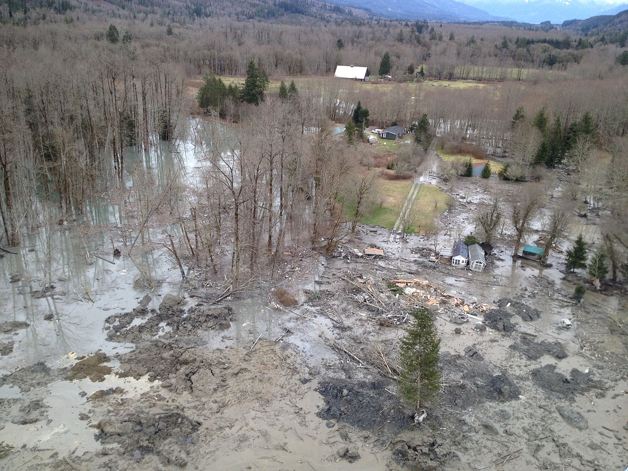 Stillaguamish Tribe disputes liability claim for deadly mudslide in 2014