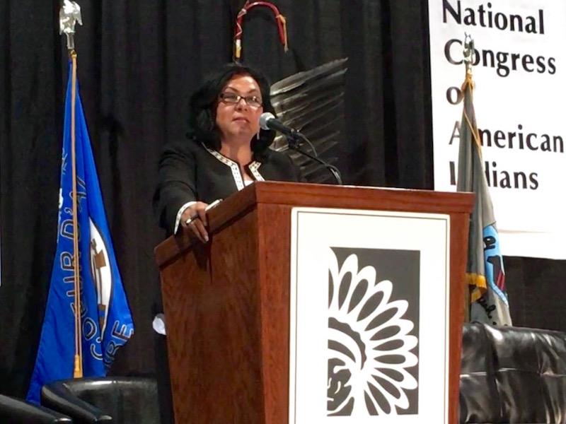 Mississippi Choctaw chief sues council over new personnel policy