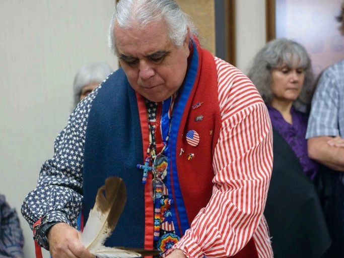 Robert Soto: Lipan Apache Tribe wins long fight for eagle feathers