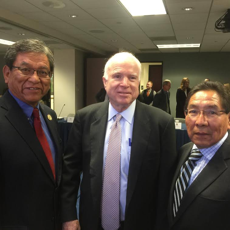 Cronkite News: Sen. McCain signs onto bill to stop export of tribal property