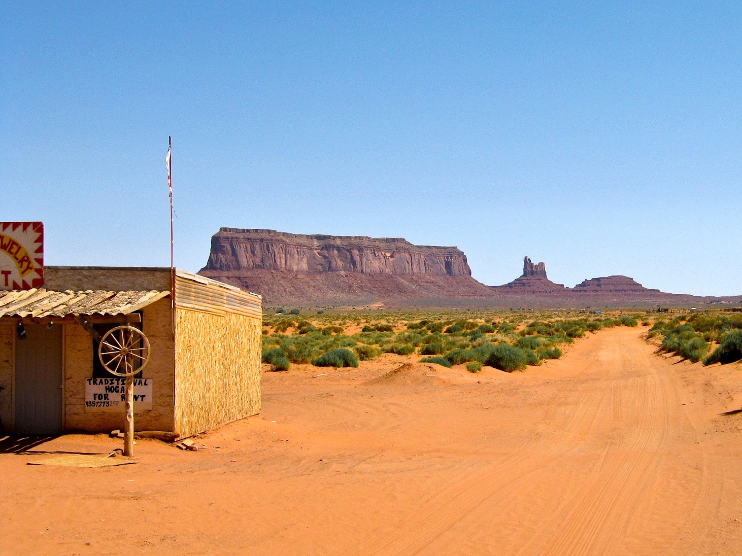 Navajo Nation landowners offered $260M under Cobell program