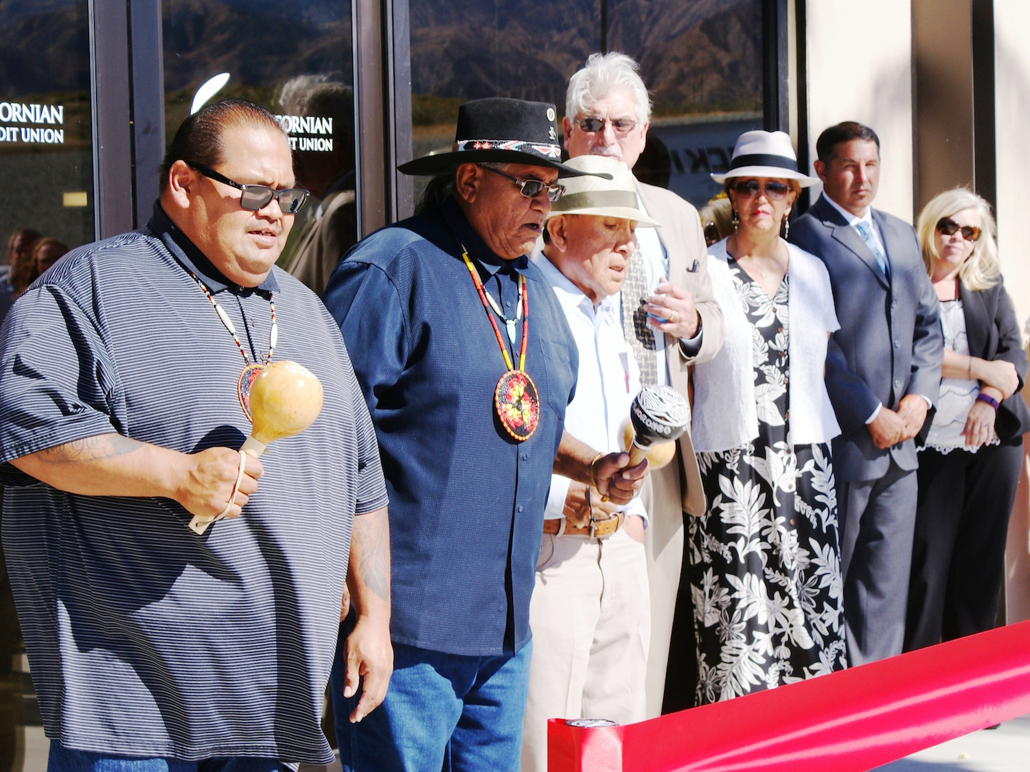Morongo Band opens new office for First Californian Credit Union