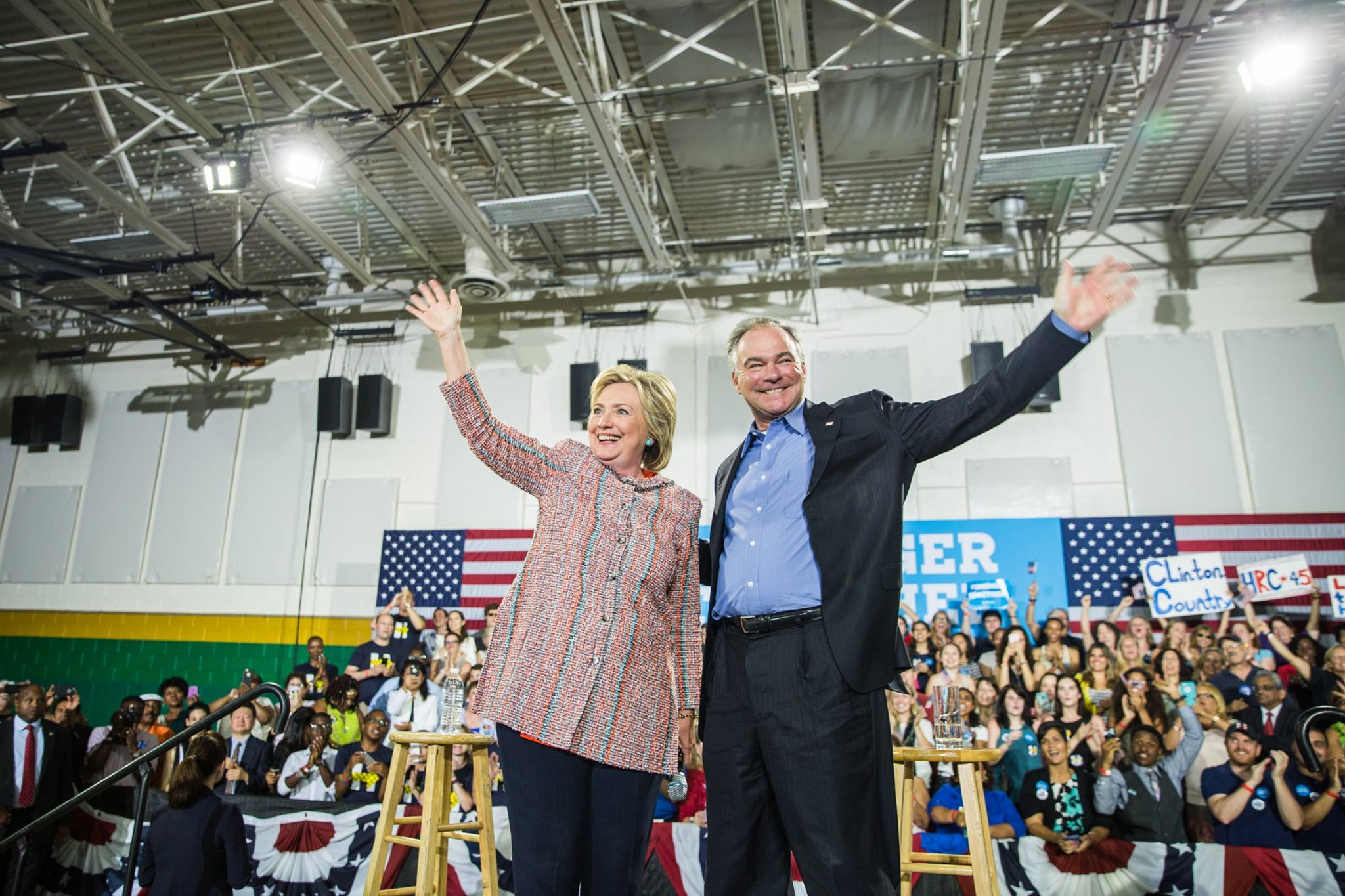 Lobbyist Holly Cook Macarro raises big sums for Hillary Clinton