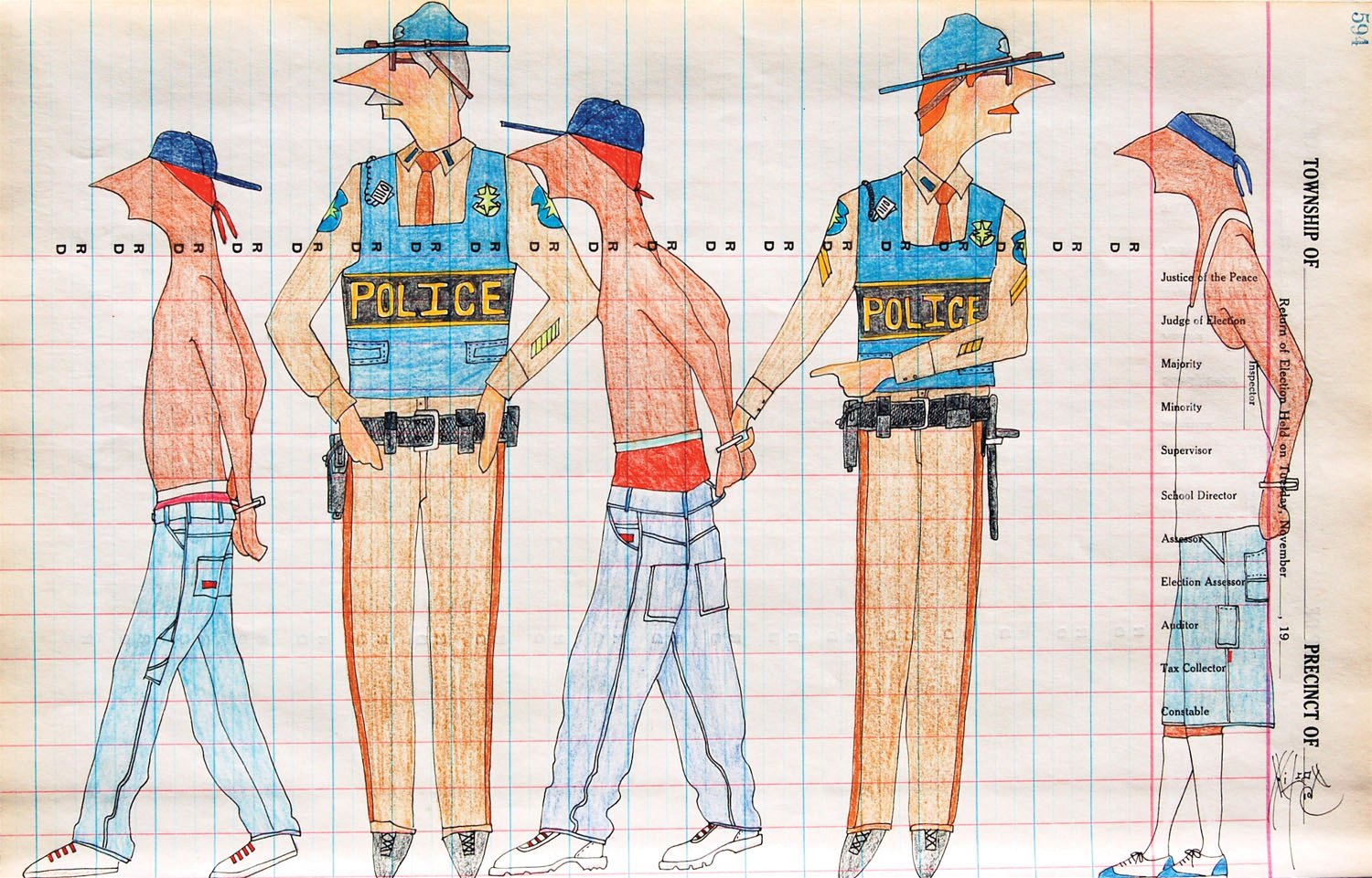Native Sun News Editorial: Improving our relationship with police